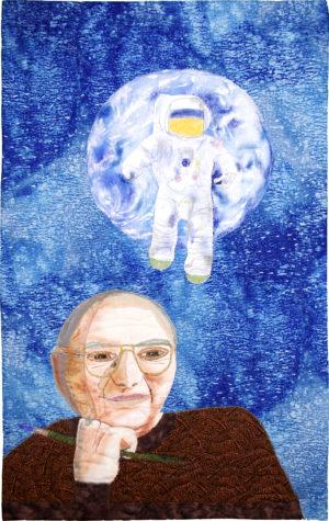 Alan Bean Astronaut Artist © Sharon V Buck