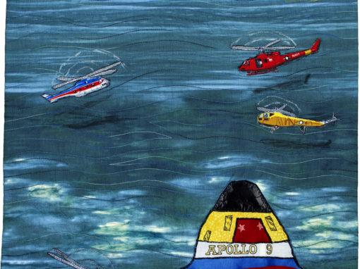 Apollo 9: Splashdown