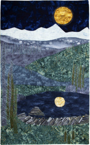 Beaver Moon by Susan Haftel