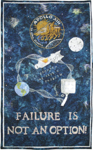 Failure Was Not An Option for Apollo 13 Engineers by Gail C. Heller