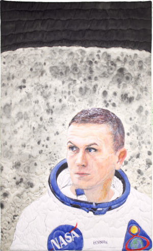 Far Side of the Moon Frank Borman by Betty A. Hahn