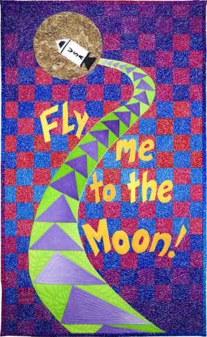 Fly Me to the Moon! by Nancy A. Hershberger