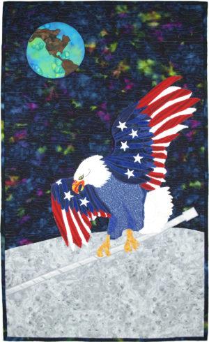 High Flying Flag by Mary Kay Davis