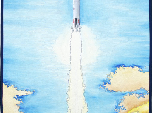 Leaving Home: Launch of the Apollo 8