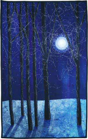 Moonlight in Vermont by Kate Themel