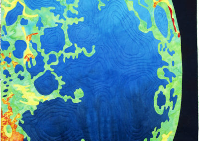 Pseudo Lunar Topography