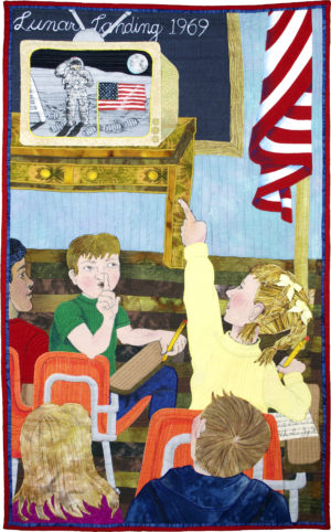 The Moon in the Classroom by Patricia A. Hobbs