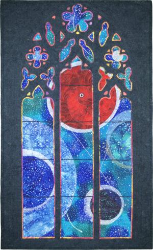 Window Into Space by Carole A. Nicholas