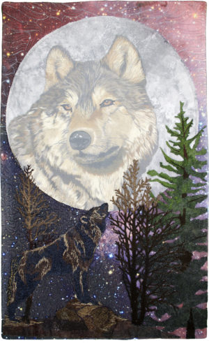 Wolf Moon by Timi Bronson
