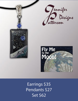 Fly Me to the Moon jewelry