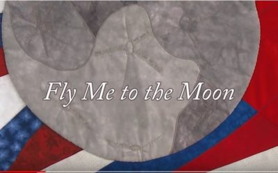 Fly Me to the Moon Chosen for NASA video!